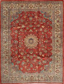 Mahal Tapis 270X363 D'orient Fait Main Marron Clair/Marron Grand (Laine, Perse/Iran)