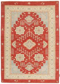 Ziegler Tapis 151X203 D'orient Fait Main Rouille/Rouge/Beige (Laine, Pakistan)