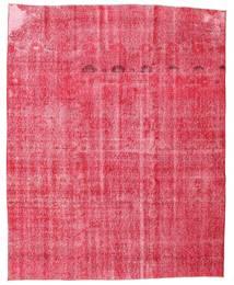 Colored Vintage Tapis 190X235 Moderne Fait Main Rose/Rouille/Rouge (Laine, Turquie)