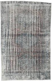 Colored Vintage Tapis 175X272 Moderne Fait Main Gris Foncé/Gris Clair (Laine, Turquie)