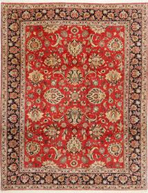 Bidjar Tapis 312X402 D'orient Fait Main Rouille/Rouge/Marron Foncé Grand (Laine/Soie, Perse/Iran)