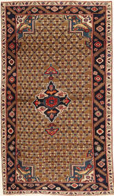 Koliai Patina Tapis 100X183 D'orient Fait Main Marron Foncé/Marron Clair (Laine, Perse/Iran)