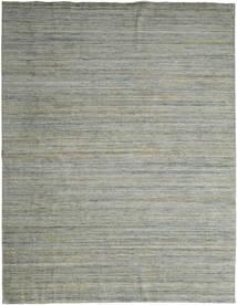 Mazic - Green_Grey Tapis 300X390 Moderne Fait Main Gris Clair/Gris Foncé Grand (Laine, Inde)