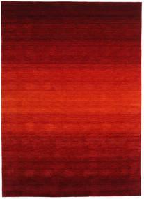 Gabbeh Rainbow - Rouge Tapis 210X290 Moderne Rouge Foncé/Rouille/Rouge (Laine, Inde)