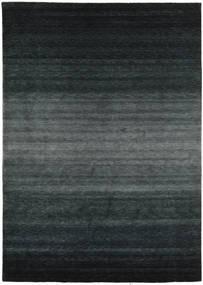 Gabbeh Rainbow - Gris Tapis 240X340 Moderne Noir/Gris Foncé (Laine, Inde)