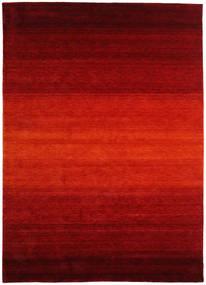 Gabbeh Rainbow - Rouge Tapis 240X340 Moderne Rouge Foncé/Rouille/Rouge (Laine, Inde)