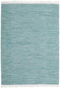 Diamond Laine - Bleu Tapis 160X230 Moderne Tissé À La Main Bleu Clair/Turquoise Foncé (Laine, Inde)