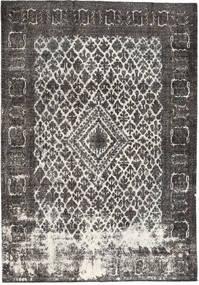 Colored Vintage Tapis 215X310 Moderne Fait Main Gris Foncé/Gris Clair (Laine, Perse/Iran)