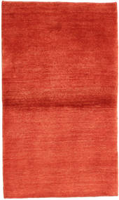 Gabbeh Persan Tapis 83X149 Moderne Fait Main Rouge/Rouille/Rouge (Laine, Perse/Iran)