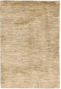 Gabbeh Persan Tapis 103X150 Moderne Fait Main Beige Foncé/Beige/Marron Clair (Laine, Perse/Iran)