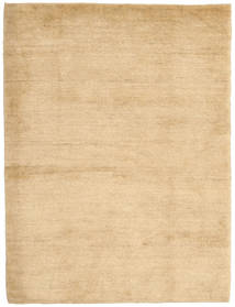 Gabbeh Persan Tapis 112X148 Moderne Fait Main Marron Clair/Beige Foncé/Beige (Laine, Perse/Iran)