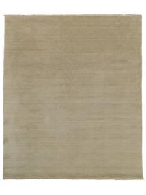 Handloom Fringes - Greige Tapis 250X300 Moderne Gris Clair Grand (Laine, Inde)