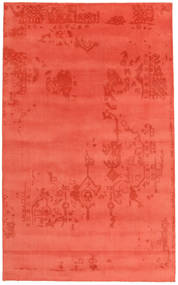 Handtufted Tapis 143X235 Moderne Rouge/Rouille/Rouge (Laine, Inde)