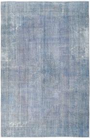 Colored Vintage Tapis 204X312 Moderne Fait Main Bleu Clair/Violet Clair (Laine, Turquie)
