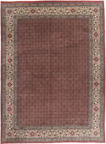 Moud Tapis 295X395 D'orient Fait Main Rouge Foncé/Marron Foncé Grand (Laine, Perse/Iran)