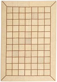 Kilim Patchwork Tapis 173X251 Moderne Tissé À La Main Beige/Marron Clair (Laine, Perse/Iran)
