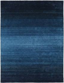 Gabbeh Rainbow - Bleu Tapis 300X400 Moderne Bleu Foncé/Bleu Grand (Laine, Inde)