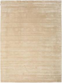 Loribaf Loom Beta - Beige Tapis 290X390 Moderne Beige/Beige Foncé Grand (Laine, Inde)