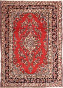 Hamadan Patina Tapis 250X360 D'orient Fait Main Rouge Foncé/Rouille/Rouge Grand (Laine, Perse/Iran)