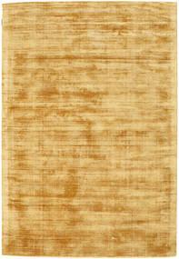 Tribeca - Doré Tapis 160X230 Moderne Jaune/Marron Clair ( Inde)
