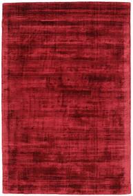 Tribeca - Foncé Rouge Tapis 120X180 Moderne Rouge/Rouge Foncé ( Inde)