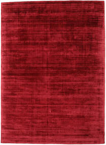 Tribeca - Foncé Rouge Tapis 210X290 Moderne Rouge/Rouge Foncé ( Inde)