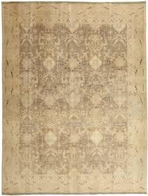 Colored Vintage Tapis 282X367 Moderne Fait Main Marron Clair/Beige/Beige Foncé Grand (Laine, Perse/Iran)