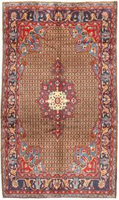 Koliai Tapis 171X290 D'orient Fait Main Rouge Foncé/Gris Foncé (Laine, Perse/Iran)
