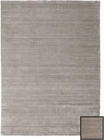 Bambou Grass - Beige Tapis 210X290 Moderne Gris Clair (Laine/Soie De Bambou, Turquie)