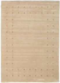 Loribaf Loom Delta - Beige Tapis 160X230 Moderne Beige/Beige Foncé (Laine, Inde)