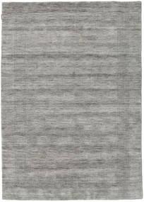 Handloom Gabba - Gris Tapis 160X230 Moderne Gris Clair/Gris Foncé (Laine, Inde)