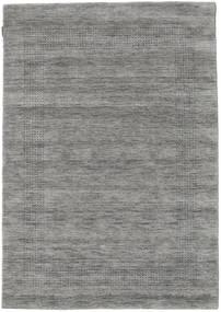 Handloom Gabba - Gris Tapis 140X200 Moderne Gris Clair/Gris Foncé (Laine, Inde)