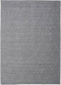 Svea - Charcoal Tapis 200X300 Moderne Tissé À La Main Gris Clair/Gris Foncé (Laine, Inde)