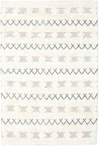 Shedir - Blanc Tapis 160X230 Moderne Tissé À La Main Beige/Blanc/Crème (Laine, Inde)