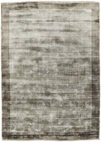 Highline Frame - Olive Tapis 140X200 Moderne Gris Clair/Gris Foncé ( Inde)