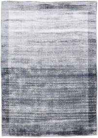 Highline Frame - Charcoal Tapis 140X200 Moderne Gris Clair/Bleu Clair ( Inde)