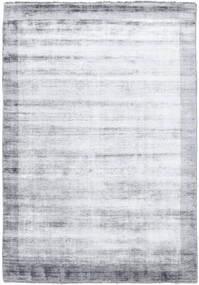 Highline Frame - Charcoal Tapis 170X240 Moderne Gris Clair/Blanc/Crème/Beige ( Inde)