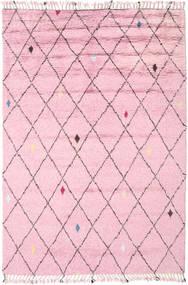 Alta - Magenta Tapis 200X300 Moderne Fait Main Rose Clair (Laine, Inde)