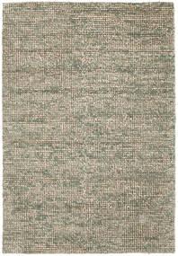 Manhattan - Vert Tapis 200X300 Moderne Gris Clair/Vert Olive ( Inde)