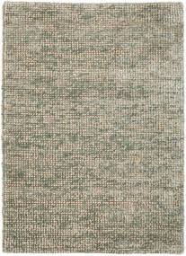 Manhattan - Vert Tapis 170X240 Moderne Gris Clair/Vert Olive ( Inde)