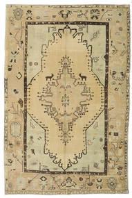 Taspinar Tapis 166X251 D'orient Fait Main Vert Clair/Beige Foncé (Laine, Turquie)