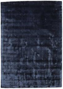 Brooklyn - Bleu Nuit Tapis 160X230 Moderne Bleu Foncé/Bleu ( Inde)