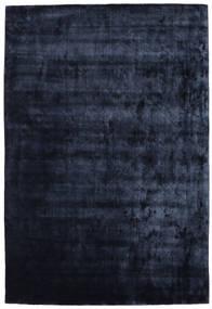Brooklyn - Bleu Nuit Tapis 200X300 Moderne Bleu Foncé ( Inde)