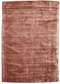 Brooklyn - Pale Copper Tapis 140X200 Moderne Rouge Foncé/Marron Clair ( Inde)