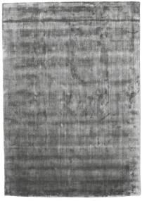 Broadway - Misty Grey Tapis 120X180 Moderne Gris Foncé/Gris Clair ( Inde)