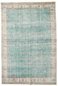 Taspinar Tapis 207X300 D'orient Fait Main Gris Clair/Bleu Turquoise (Laine, Turquie)