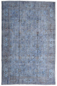 Colored Vintage Tapis 207X320 Moderne Fait Main Violet Clair/Bleu Clair/Bleu (Laine, Turquie)
