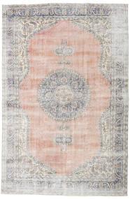 Taspinar Tapis 216X327 D'orient Fait Main Gris Clair/Blanc/Crème (Laine, Turquie)