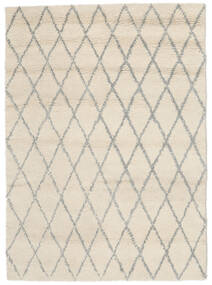 Queens - Gris - Comb. Tapis 160X230 Moderne Beige (Laine, Inde)