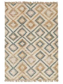 Tapis D'extérieur Patagonia Jute Tapis 170X240 Moderne Tissé À La Main Gris Clair/Beige (Tapis De Jute Inde)